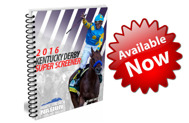 2016 Kentucky Derby Super Screener picks available 615x400