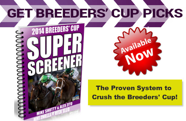 Breeders Cup 2014 Super Screener now available 615x400