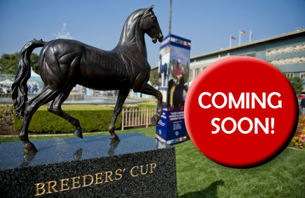 Breeders' Cup coming soon 615x400